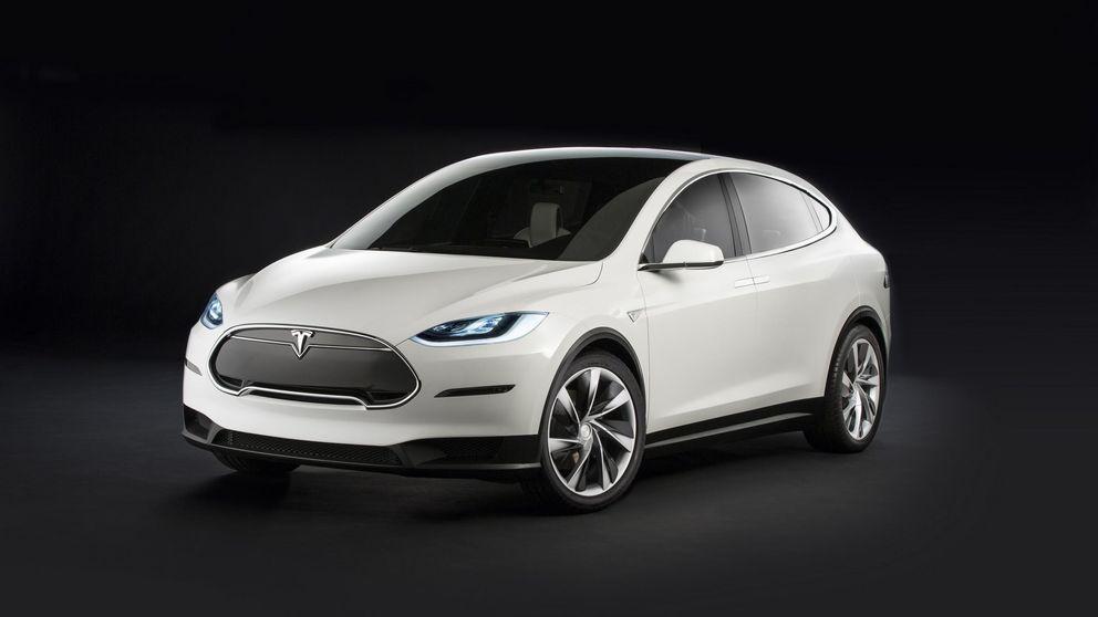 Tesla Model X, primer todocamino eléctrico