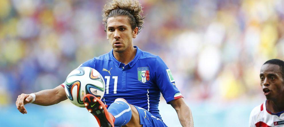 Foto: Alessio Cerci participó en el Mundial de Brasil con Italia (Reuters).