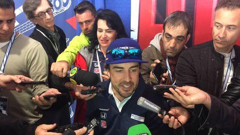 Si preguntas aquí quién quieres que gane la carrera, te dicen más a Alonso