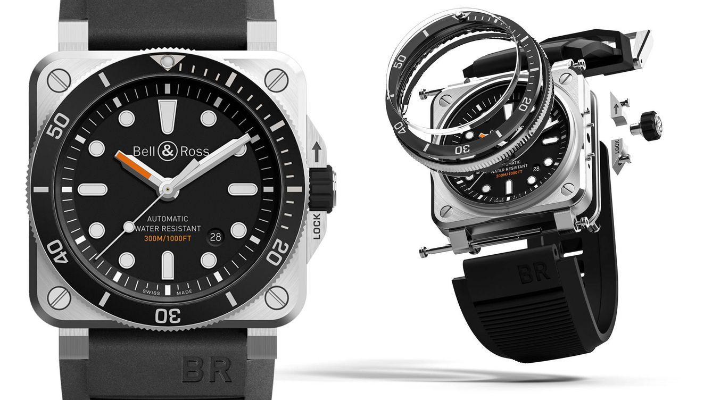 Foto: BR 03-92 Diver, de Bell & Ross.