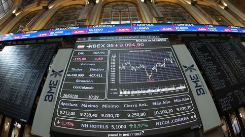 La bolsa sube un 4% con Wall Street consolidando el rebote