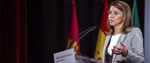 Cospedal anuncia que Castilla-La Mancha ha cumplido el objetivo de déficit presupuestario