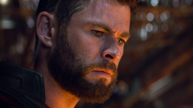 Fotograma cedido por Marvel Studios donde aparece el actor Chris Hemsworth en el papel de Thor. (EFE)