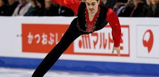 Post de Javier Fernández, la estrella de los deportes de invierno y hielo en España