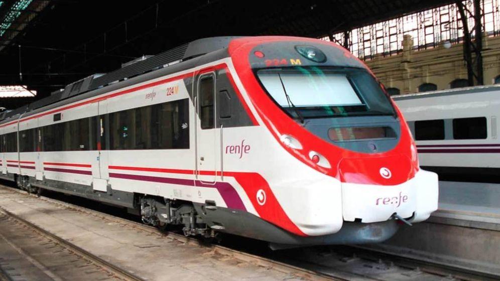Foto: Renfe prevé licitar en marzo la compra de trenes de cercanías y media distancia por valor de 1.600 millones.