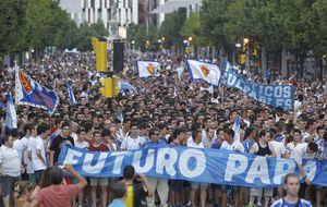 El Zaragoza negocia un ERE por su comprometida situación