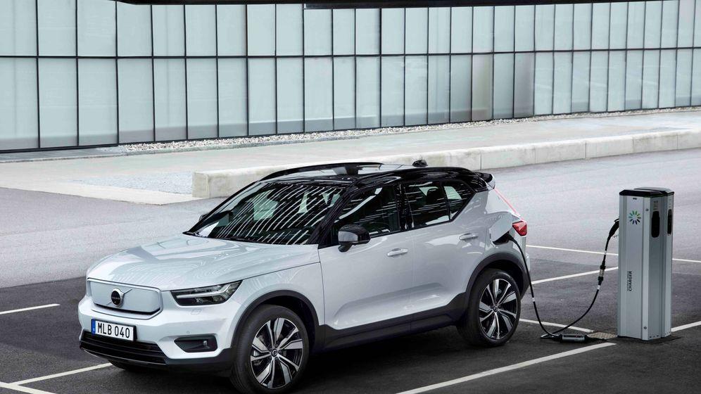 Foto: El éxito comercial de la gama Recharge de Volvo le posiciona como el mejor fabricante en emisiones de CO2.