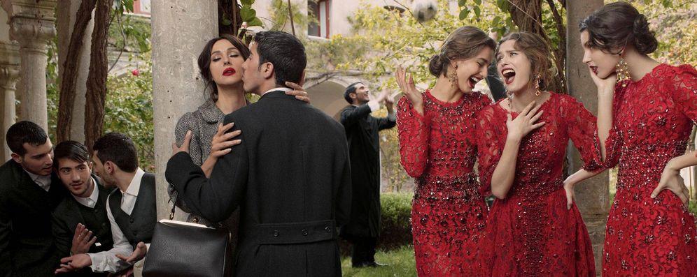 Foto: ¿Tiene verdaderas ventajas ser 'la otra'? (Foto: Dolce & Gabbana)