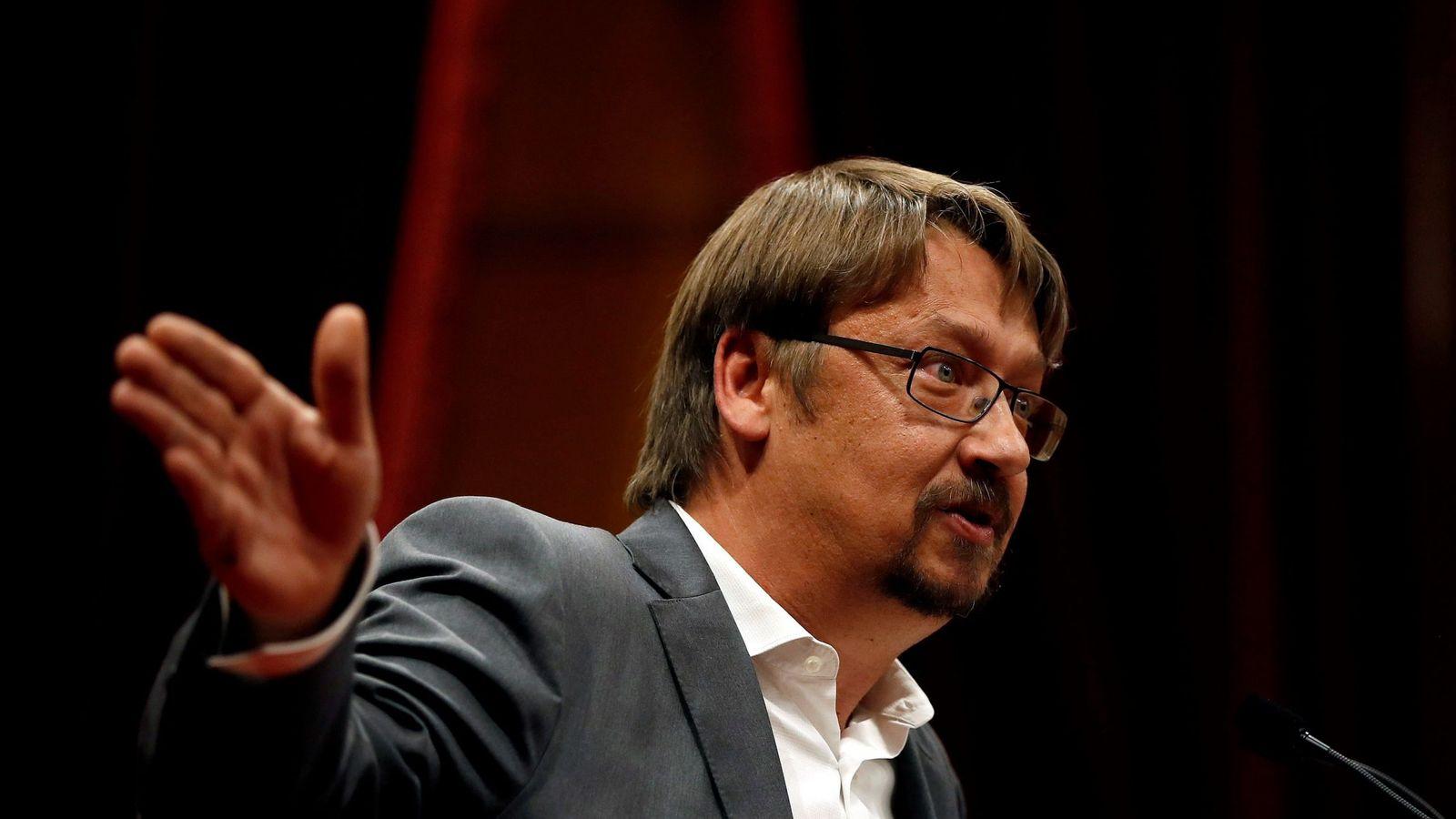 Foto: Xavier Domènech. (EFE)