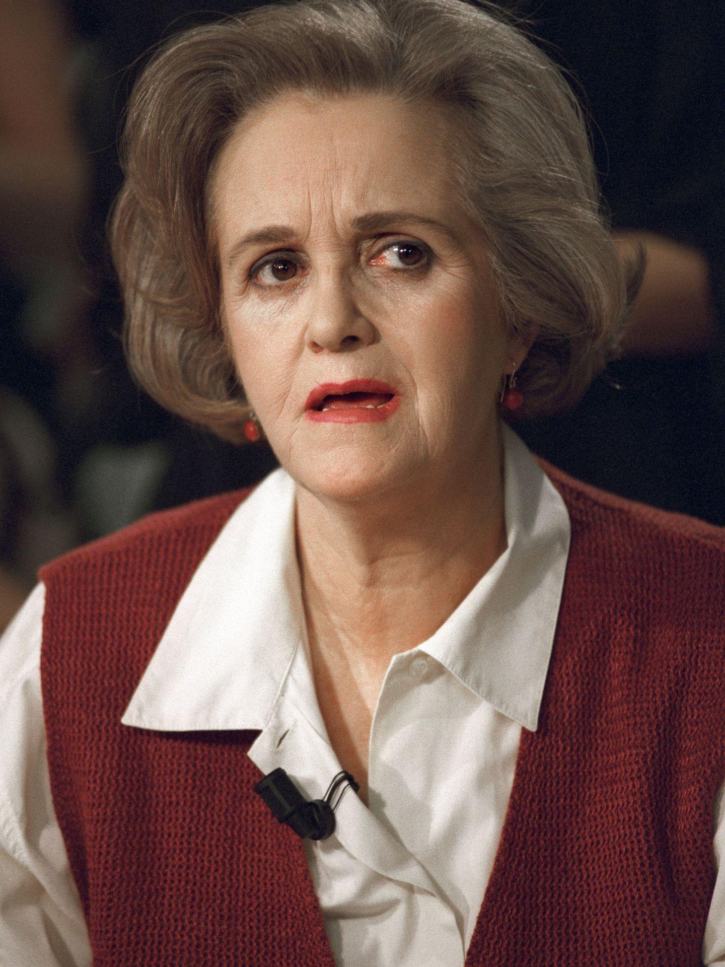 La actriz, en 1995. (EFE)