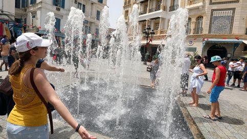 Ola de calor en Túnez