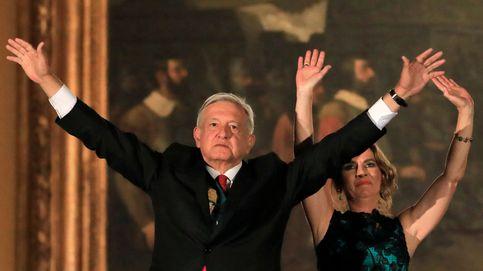 López Obrador celebra su primer y austero 'Grito' como presidente de México