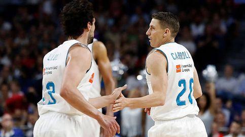 El Real Madrid, tardón, da el primer golpe al Gran Canaria en las semis de la ACB