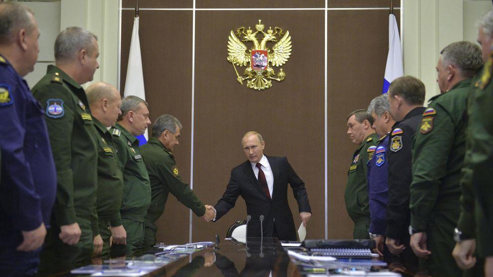 Jaque a Rusia: Putin, 'kaputt'