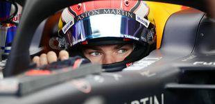 Post de Las collejas a Pierre Gasly y por qué Red Bull se ha provocado una 'cojera'