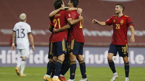 España - Grecia: horario y dónde ver en TV y 'online' la clasificación para el Mundial de Qatar