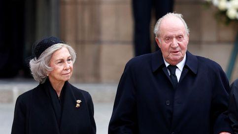 La llamada de don Juan Carlos y doña Sofía a Ana Obregón el día que murió Álex Lequio