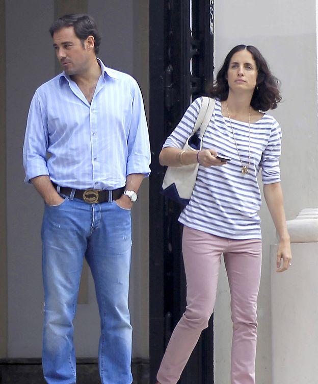 Foto: Carolina Adriana Herrera y el Litri en una imagen de archivo. (Gtres)