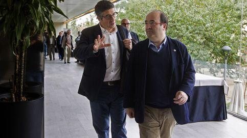 El PSOE mantiene en pie la amenaza de sacar al PSC de sus órganos