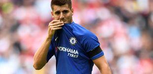 Post de Los fallos de Morata y Courtois dan el primer título del año al Arsenal