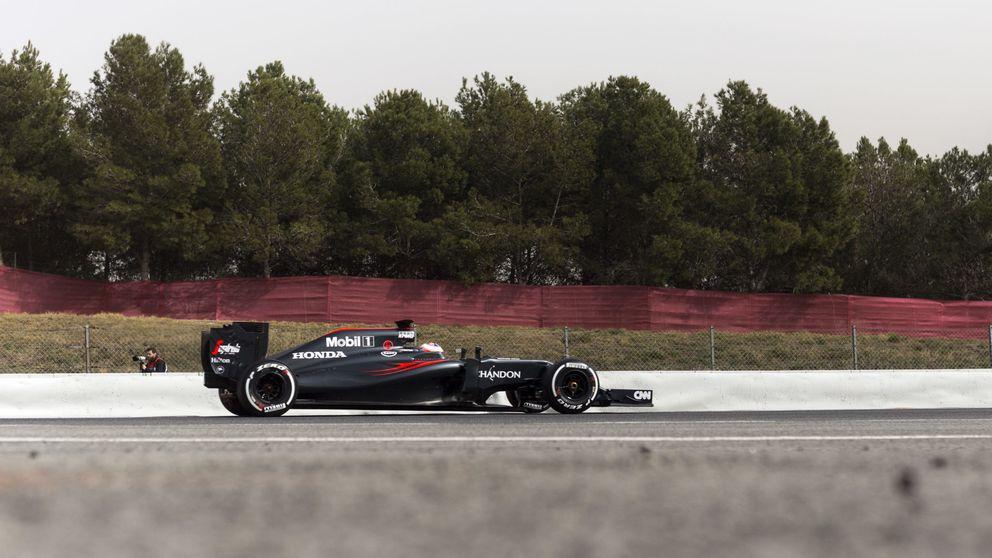 En McLaren, optimistas: Sabemos que el coche es ya mejor que el pasado año