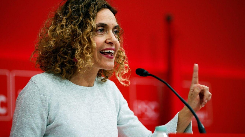 Batet, proclamada candidata del PSC ante la encrucijada del 28-A