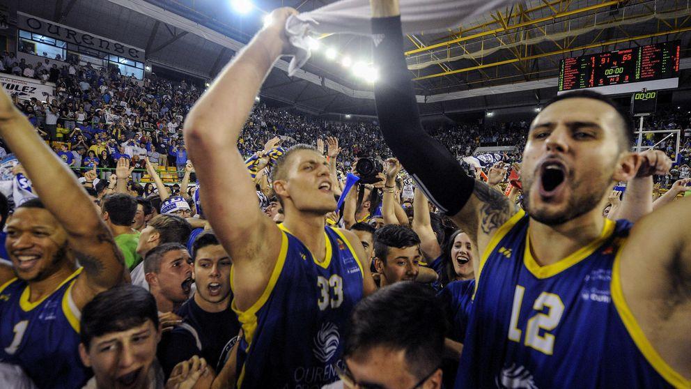 La ACB y el Ourense firman la paz: el equipo gallego ascenderá en un año