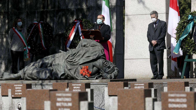 Italia estudia levantar la prohibición de celebrar funerales por el coronavirus