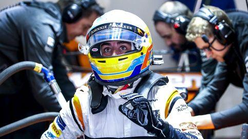 Alonso, otro día perdido: Aquí tengo que estar, es obligatorio estar, y aquí estoy…