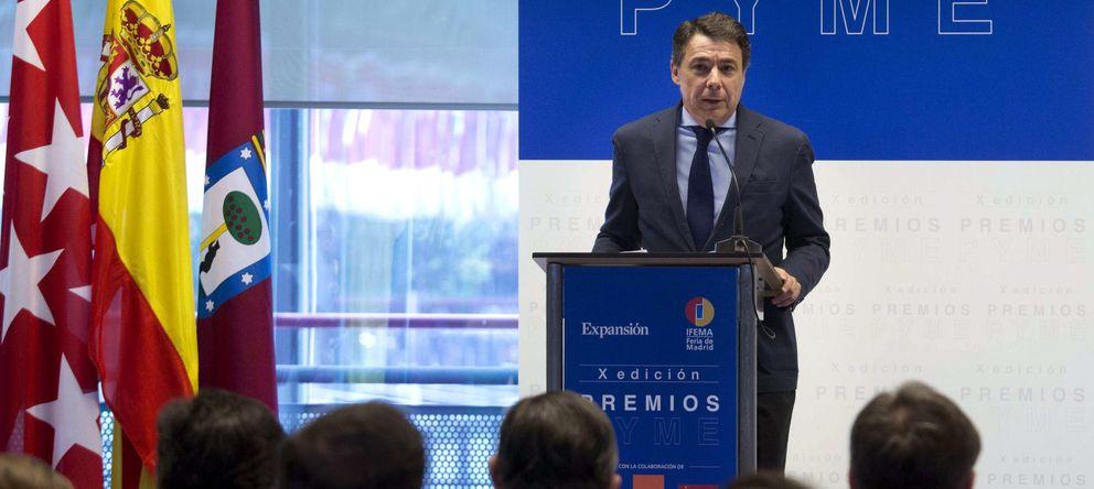 Foto: El presidente de la Comunidad de Madrid, Ignacio González (Efe)