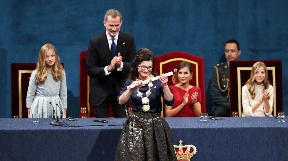 Foto: Ceremonia entrega premios princesa de asturias 2019