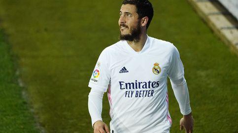 Eden Hazard, la inyección de adrenalina que necesita un Real Madrid sedado