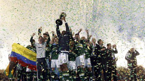 Los Portland Timbers ganan la MLS por primera vez en su historia
