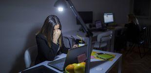 """Post de El lado oscuro de los mejores empleos: """"Trabajar más, disfrutar menos"""""""