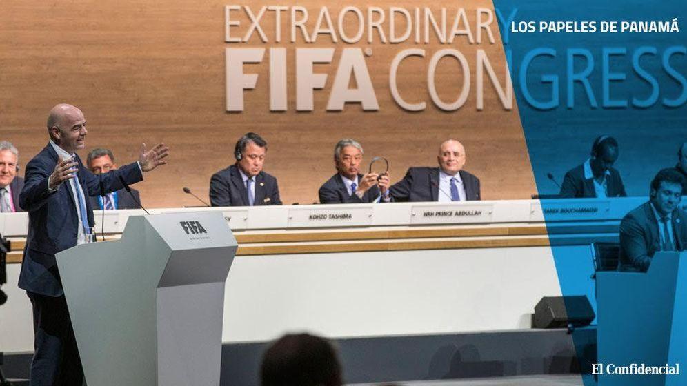 Foto: La Fifa, investigadas en 'Los Papeles de Panamá' (EFE)