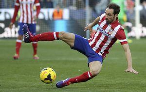 Buenas noticias para el Atlético: Juanfran jugará contra el Barcelona