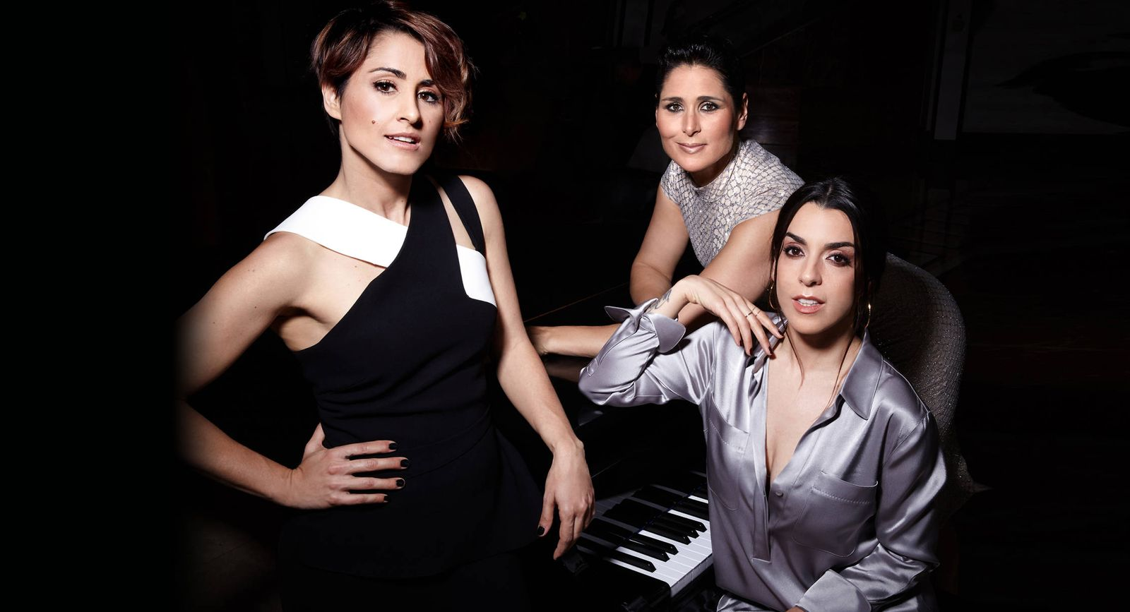 Foto: Rosa López, Ruth Lorenzo y Barei para Vanitatis.