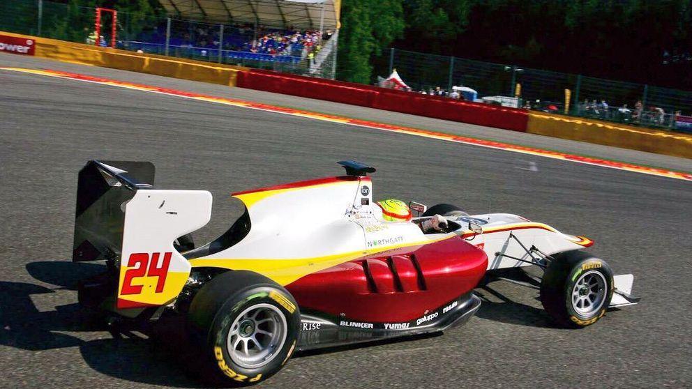 Àlex Palou cierra la temporada de GP3 con su primera victoria del año