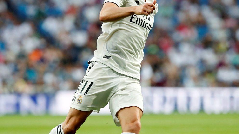 En el Real Madrid de Lopetegui, Bale pone el gol y Vinicius el espectáculo