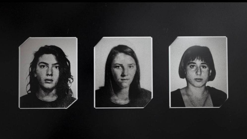 Foto: Las niñas de Alcàsser. (Netflix)