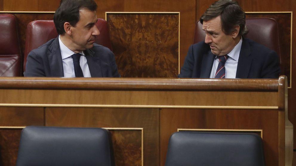 Presión y nervios en el PP para disipar las dudas del PNV y salvar los Presupuestos