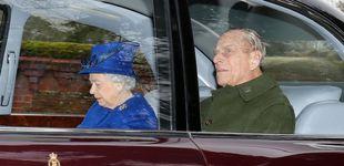 Post de Tras la alarma inicial, Buckingham anuncia la retirada del duque de Edimburgo