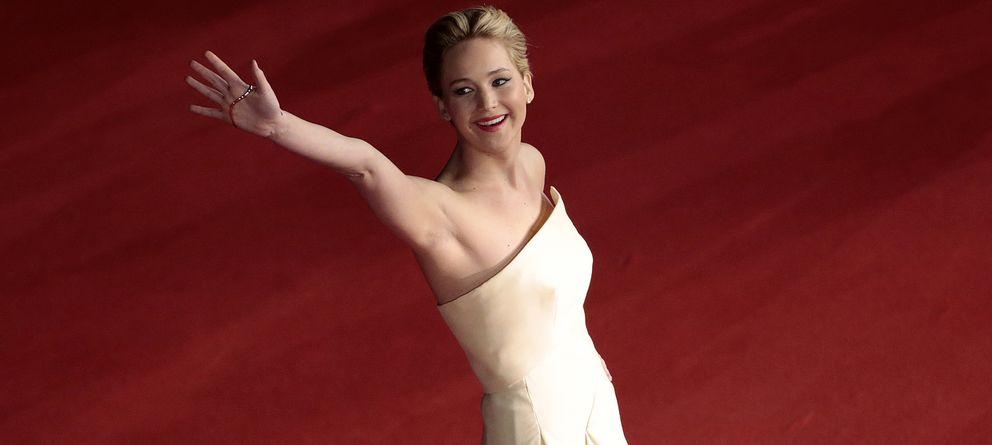 Foto: La actriz Jennifer Lawrence, en una foto de archivo (Gtres)