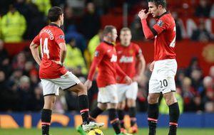 El vestuario del United, un avispero desde que no manda Alex Ferguson