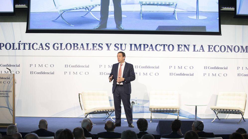 Foto: Gonzalo Gortázar, presidente de CaixaBank.