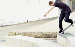 Muévete en skate, es lo último