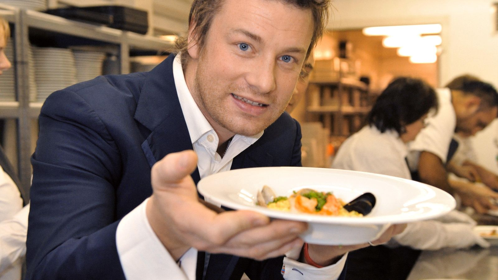 Foto: Jamie Oliver.