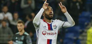 Post de Lo confirma el Lyon: Alexandre Lacazette pone rumbo al Atlético de Madrid