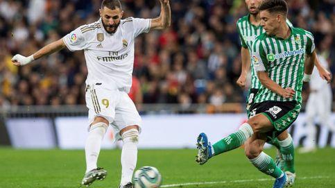 El traspié del Real Madrid y el 'castigo' de Vinicius (no hay gol)