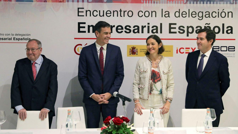 Sánchez ve impulso reformista en Cuba y se ofrece a las empresas tras años de dejadez